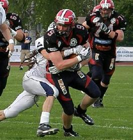 Crusaders beats the Blitz (c) Ingmarie Finsberg